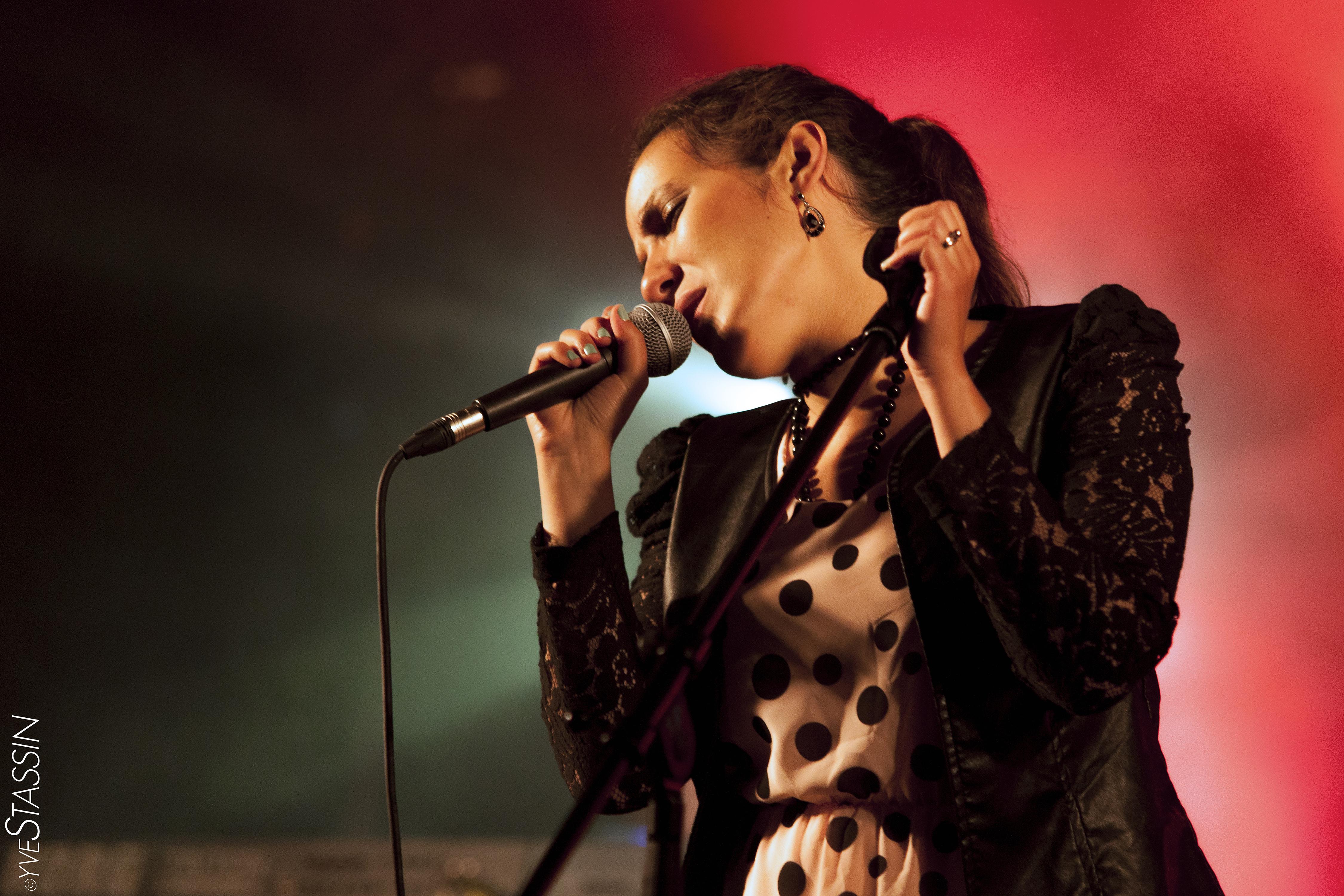 Loredana Castiglia par Yves Stassin