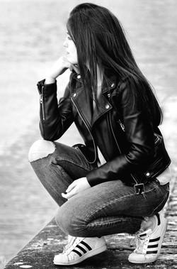 Alexandra Denil par Yves Stassin