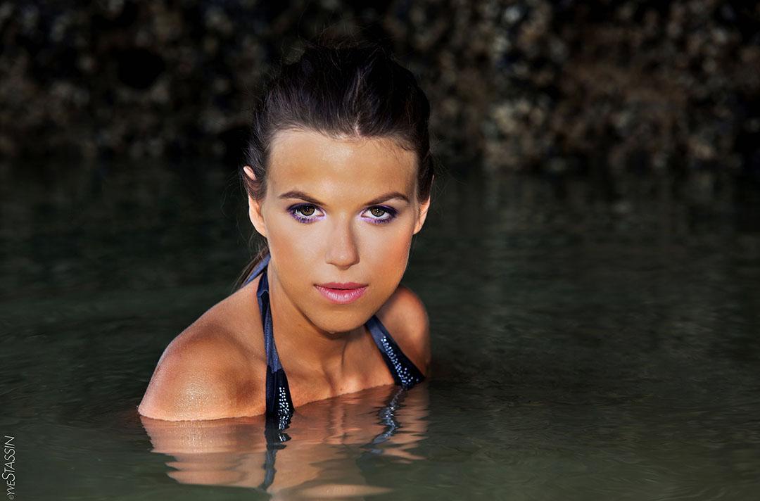 Audrey Ch par Yves Stassin
