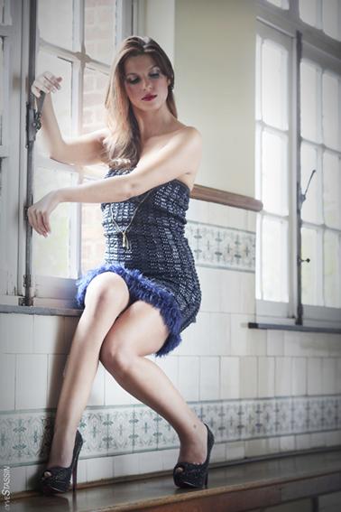 Audrey Ch pour District33 Enghien