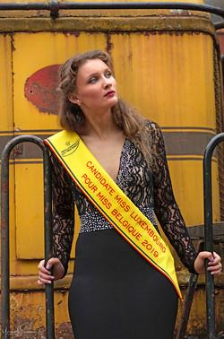Manon Wetzels par Yves Stassin Agence Aurélie Poelvoorde