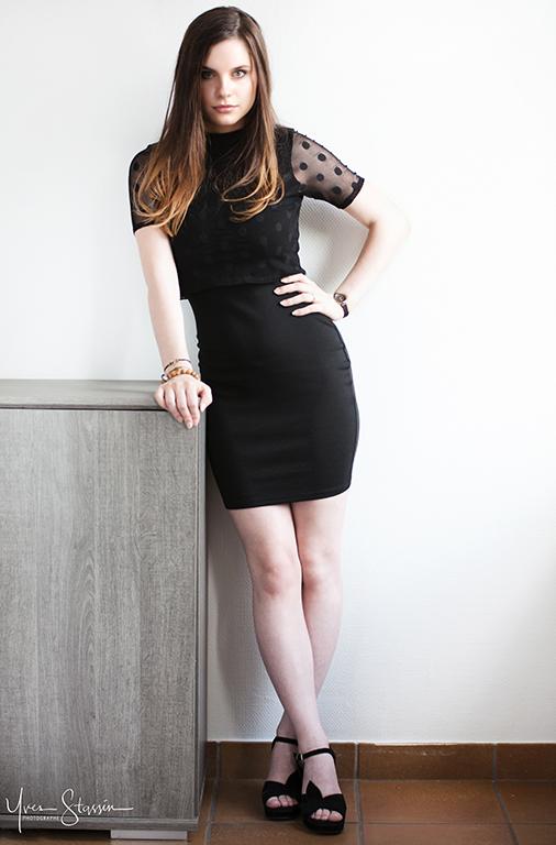 Sharon G par Yves Stassin