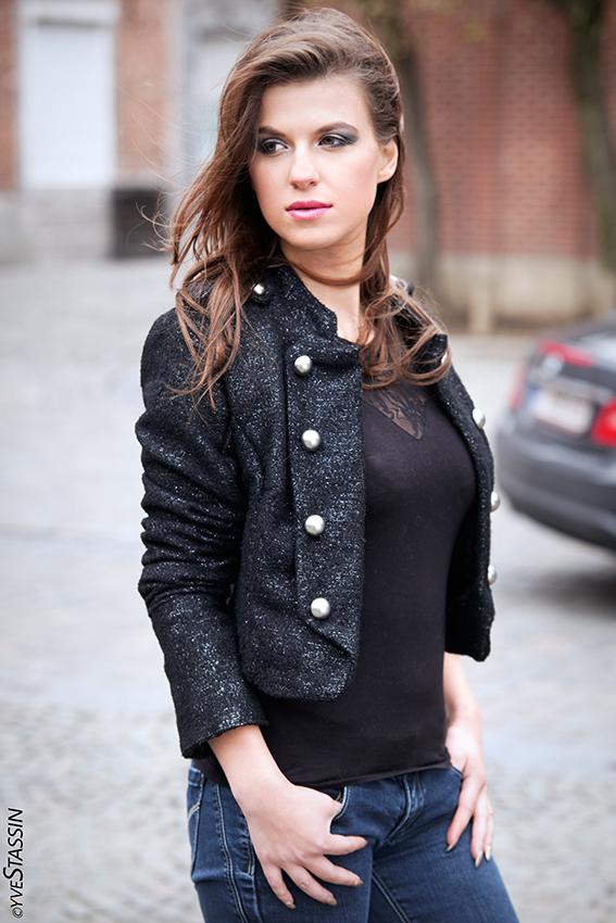 Audrey Chabotier par Yves Stassin