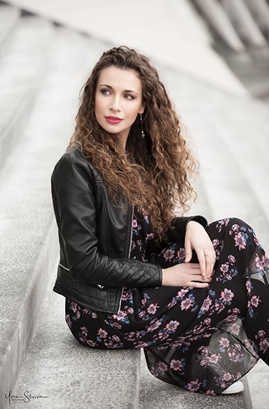 Anastasia Agent Artistique: Aurélie Poelvoorde par Yves Stassin