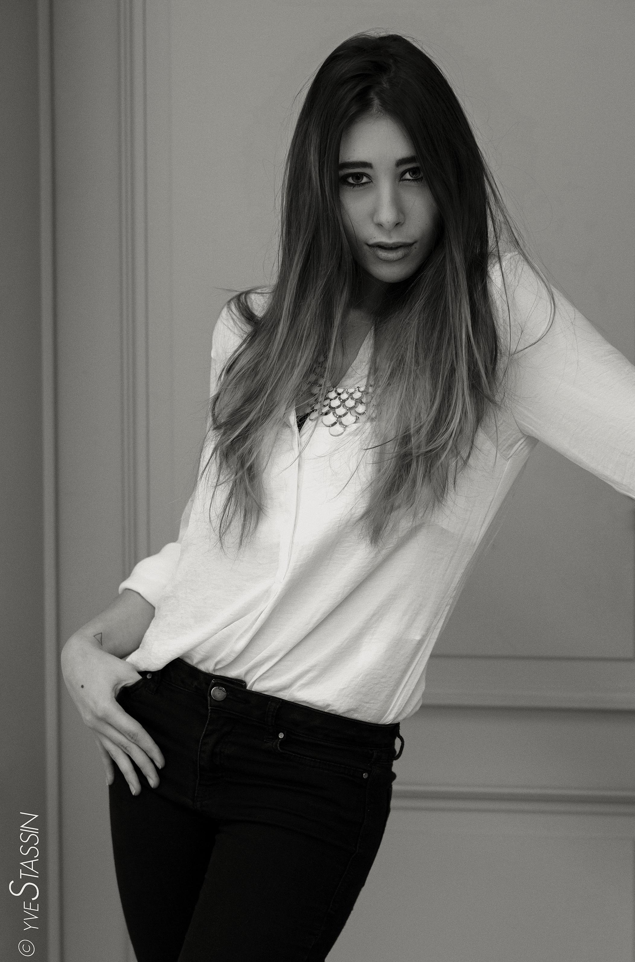 Fanny André par Yves Stassin