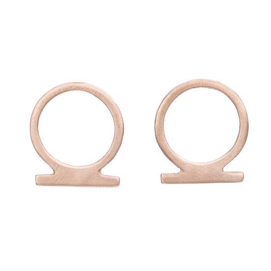 Gold Shen Earrings