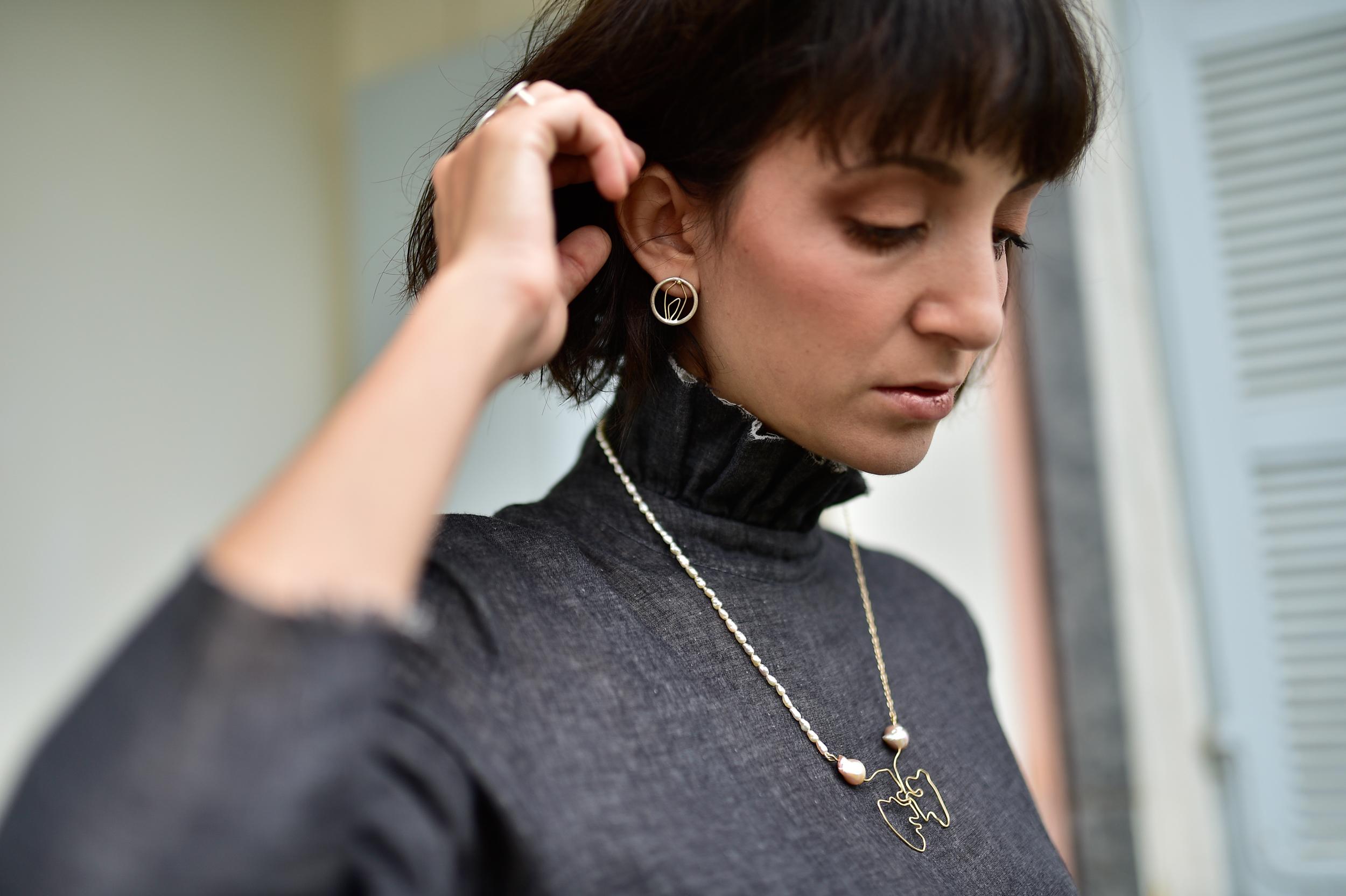 Maya Sebbah   Jewelry Artist   מאיה
