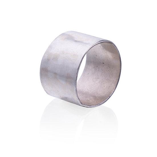 Silver Highlight Ring