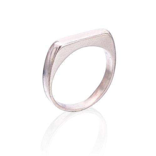14 Gold High Wedding Ring