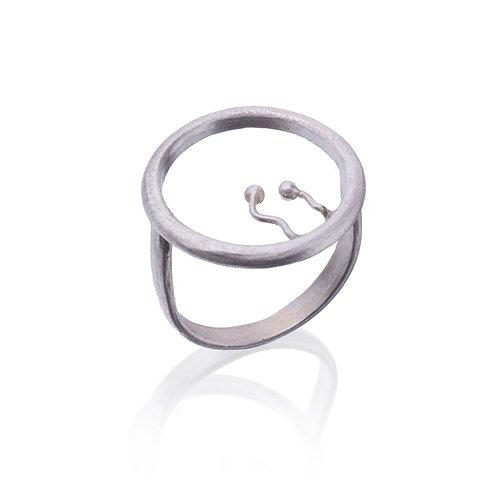 Semper Femina #3 Ring