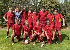 1st XI Soccer to replace the photo on sp