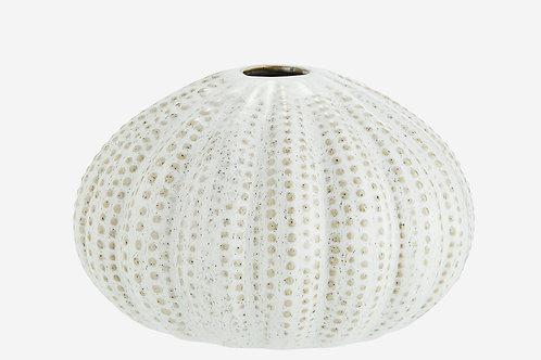 Vase Sea Urchin Off White Madam Stoltz