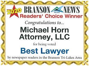 2020 Best Lawyer Award Readers Choice.jp