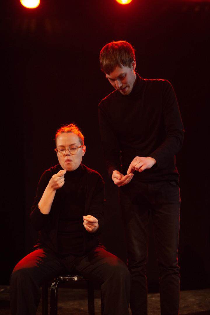 Vehka ja Antti TIF 2019