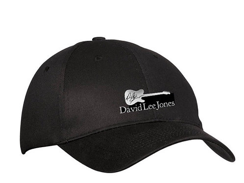 Embroidered DLJ Alternate Logo Hat