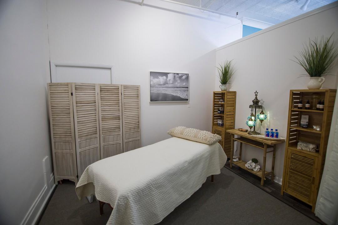 Waxing Room