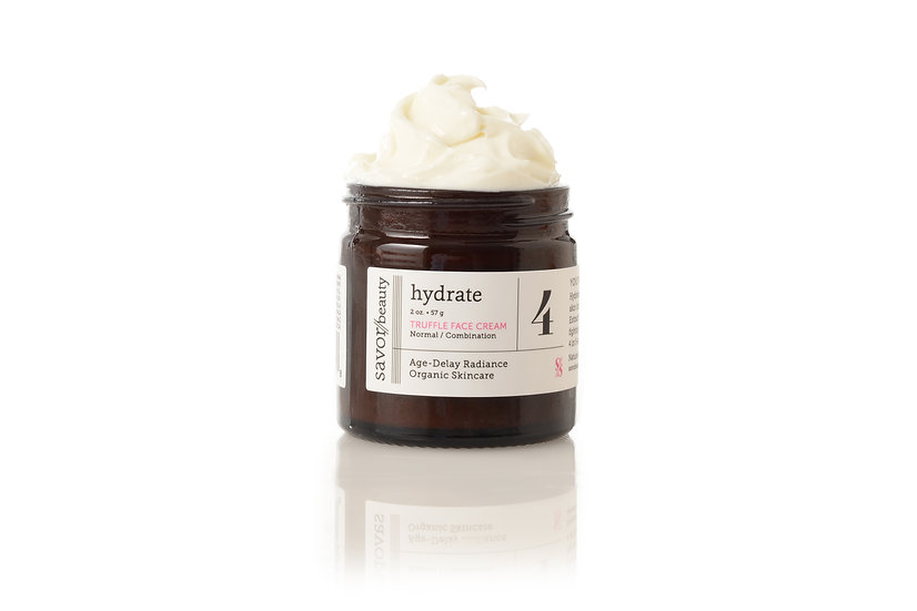 Truffle Face Cream // Age-Delay Radiance