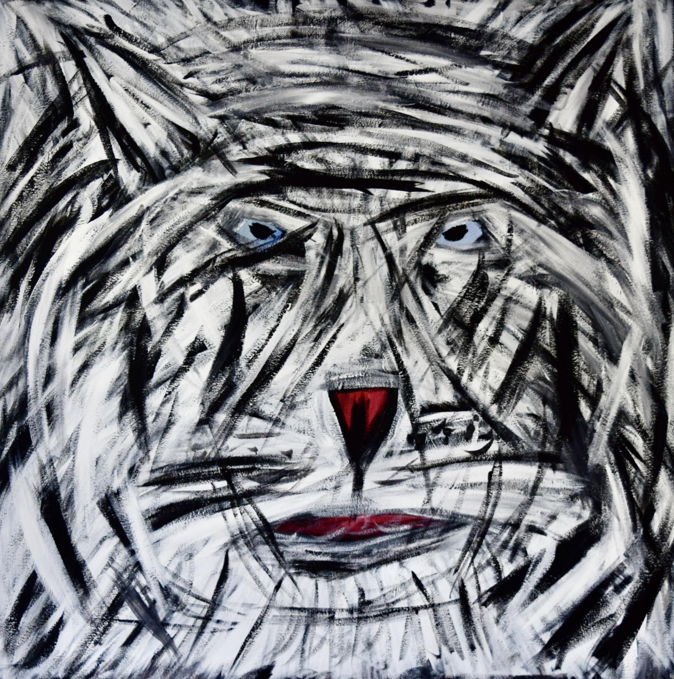 Black&White Tiger