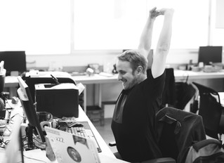 6 Healthy Actions You Can Do At Work