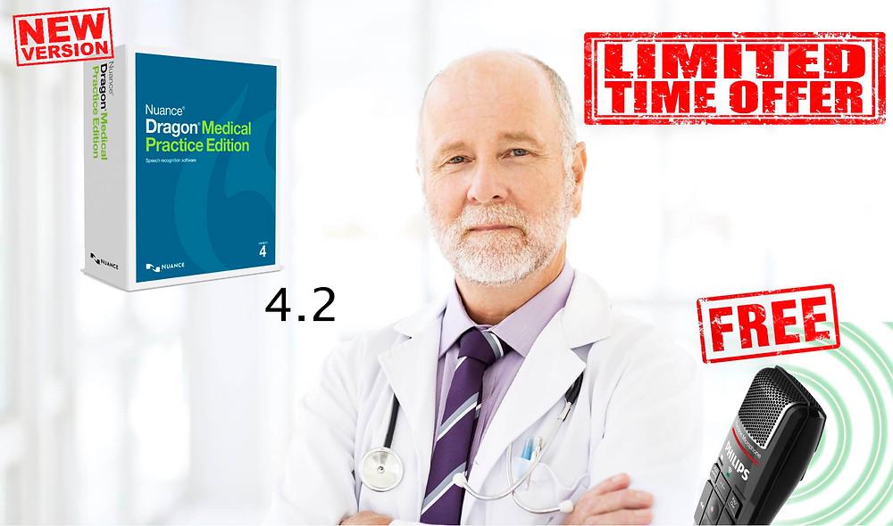 dragon medical 4.2