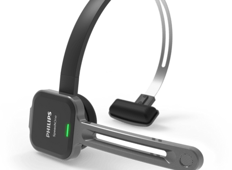 New Release: SpeechOne Wireless Dictation Headset