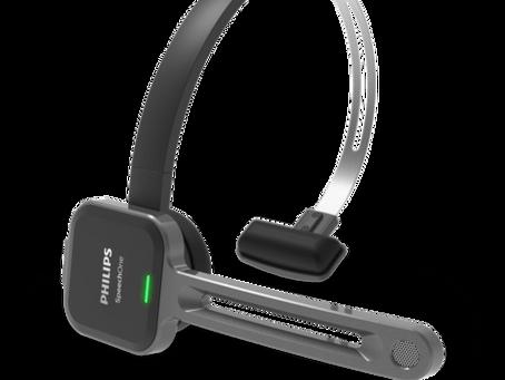 New Release: SpeechOne Wireless Dictation Headset