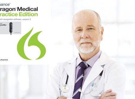 Top 10 reasons why Australian Doctors are using Dragon Medical