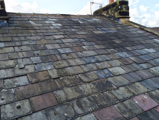 Re-Roof Cllitheroe June 2015