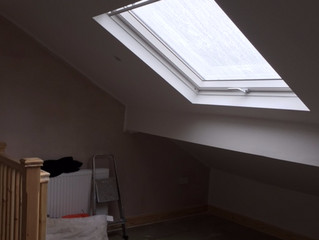 Loft Conversion Completed July