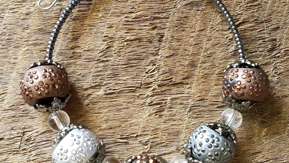 Sparkle Memory Wire Bracelet