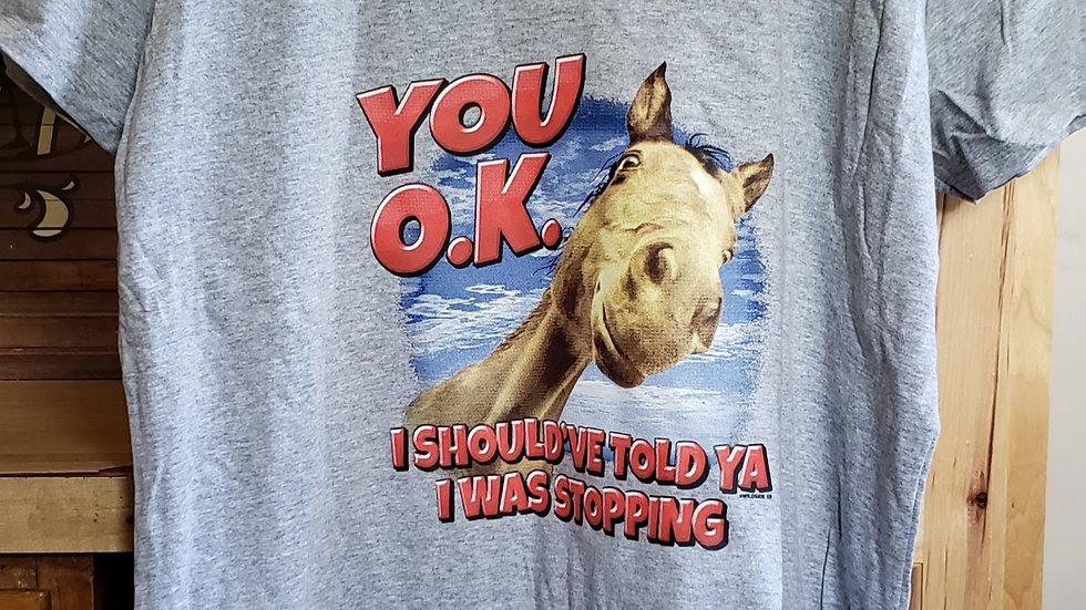 You O.K. T-Shirt