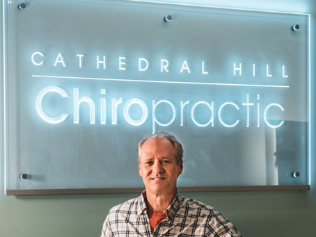 Chiropractics, Space Shuttles, and Dancing: A Conversation with Dr. Michael Johnson