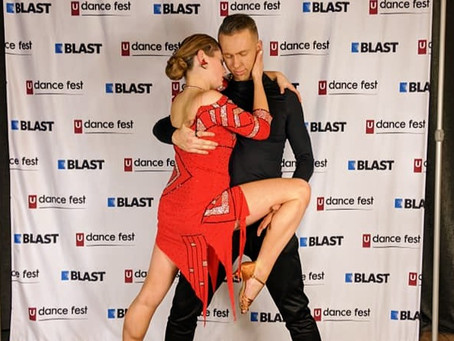 Touching People and the Remarkable Intimacy of DanceSport