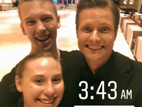 Dancing Outside Partner - Managing a Long Distance Partnership