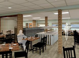 Historic Restaurant Remodel - Design Concept