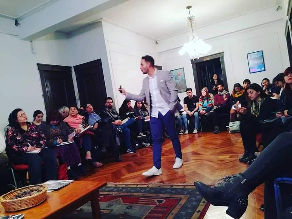 Conversatorio. Chile, 2019