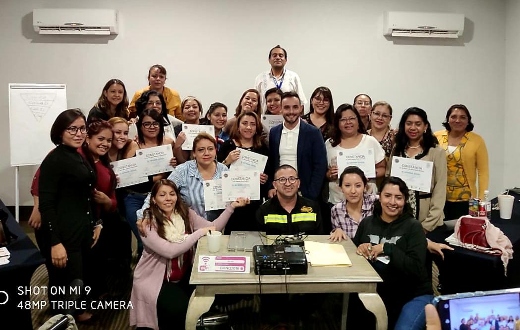 Curso en México, 2019