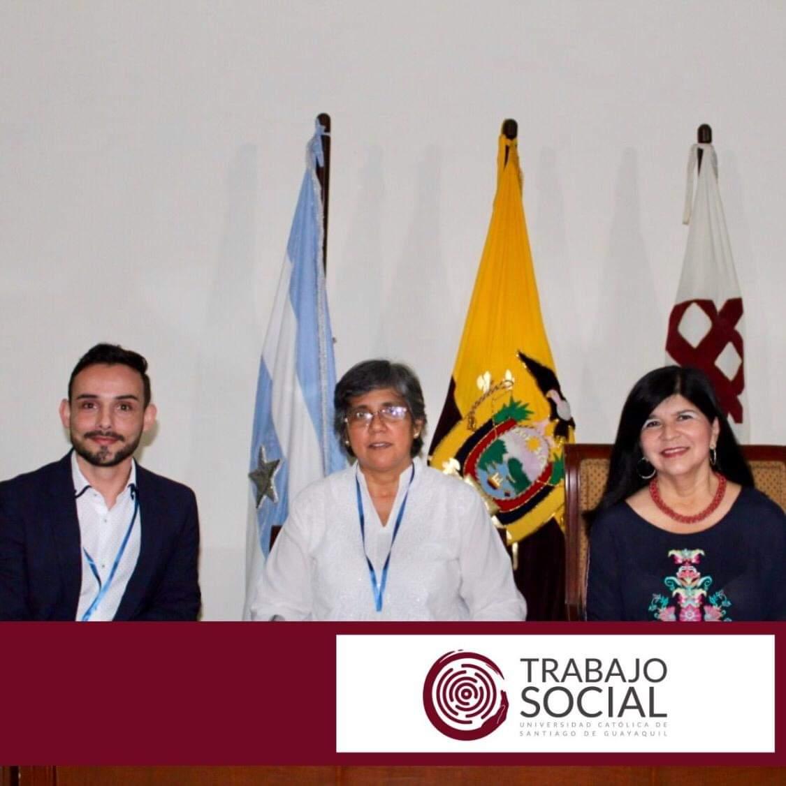 Seminario. Ecuador, 2019