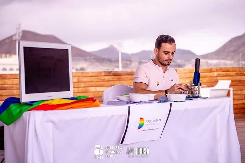 Red Prisma Tenerife Sur 2019