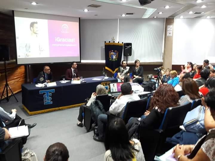 Conferencia en UNAM, México 2019