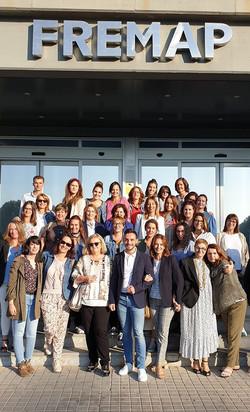 Seminario para FREMAP. Madrid, 2019