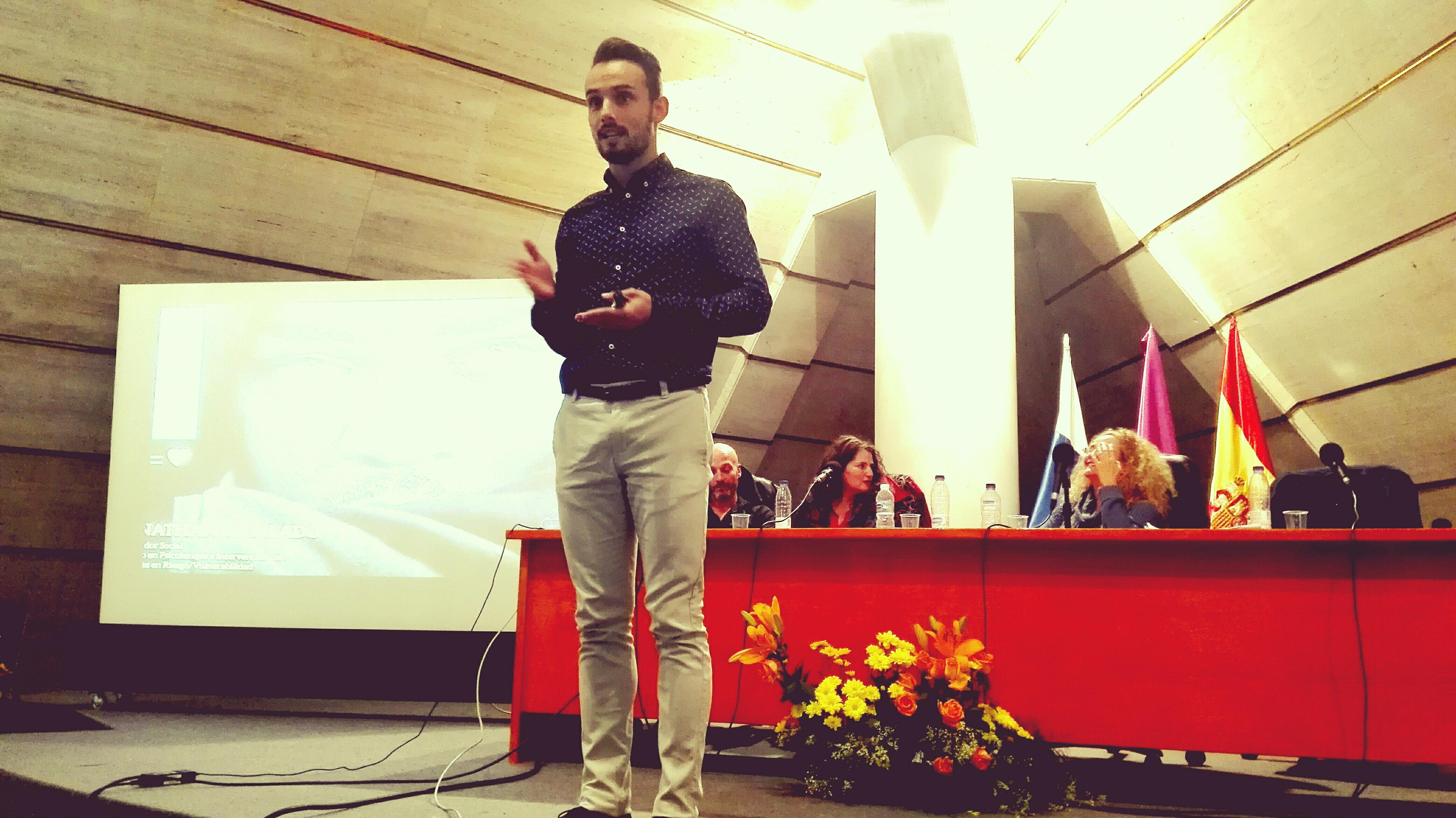 Conferencia, 2016