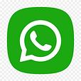 Whatsapp-logo-on-transparent-background-