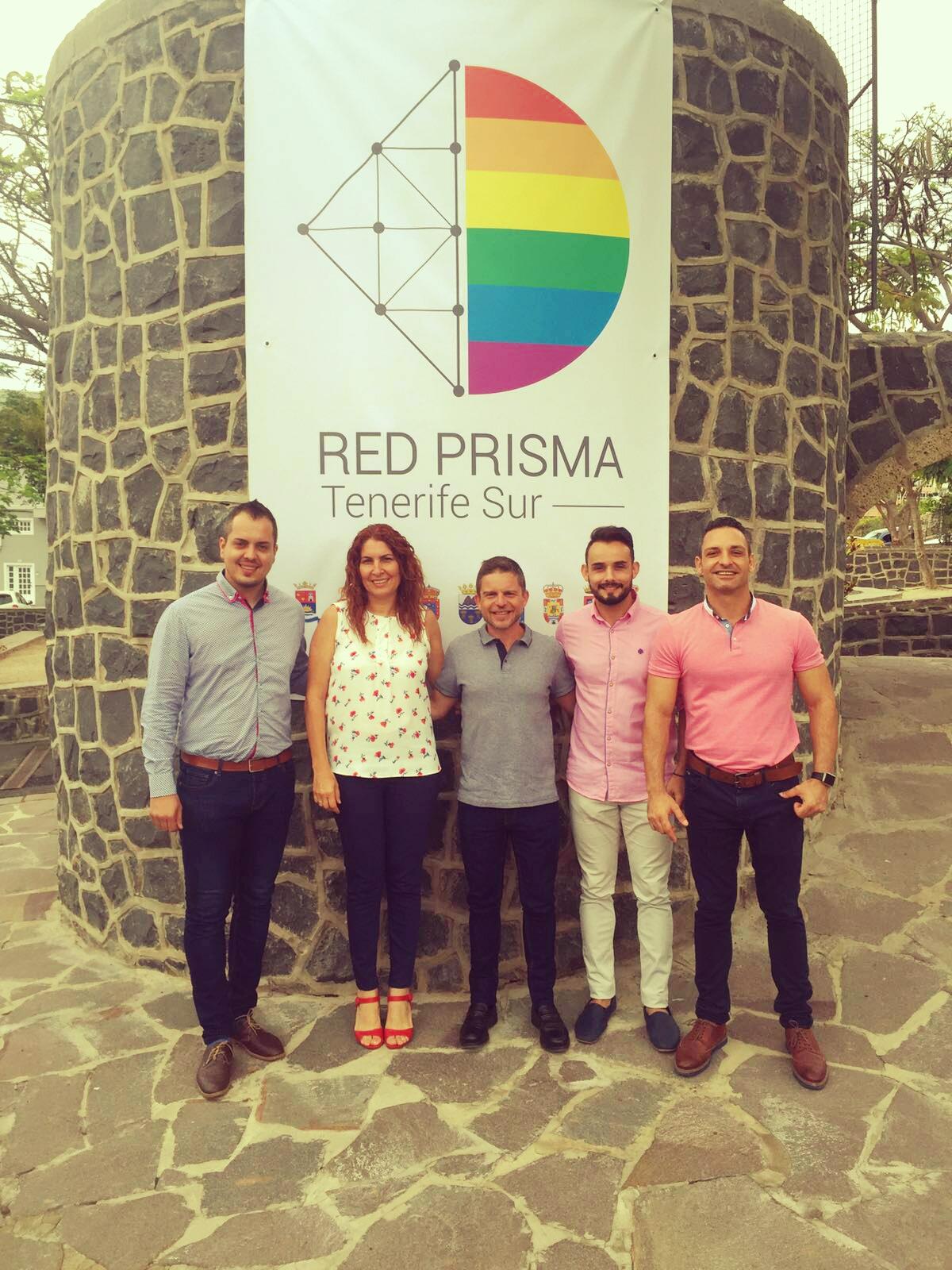 Red Prisma Tenerife Sur