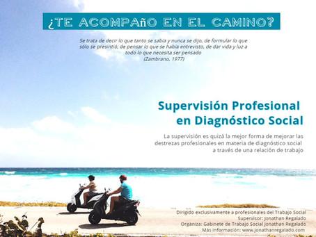 SUPERVISIÓN PARA TRABAJADORES/AS SOCIALES