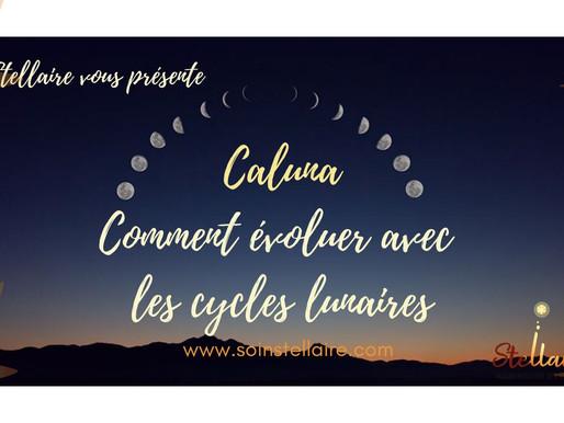 Caluna : comment évoluer avec le cycle lunaire