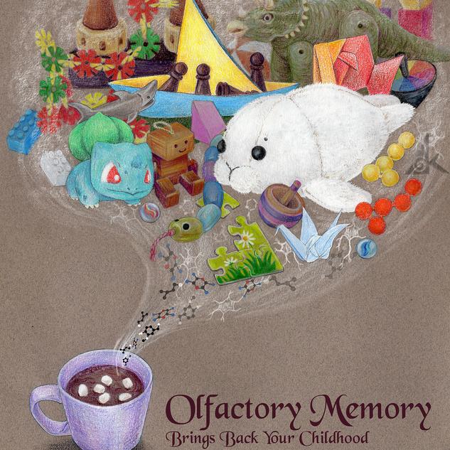Olfactory memory