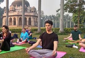 Yoga Retreat Delhi