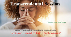 Transcendental Session - Mental Therapy