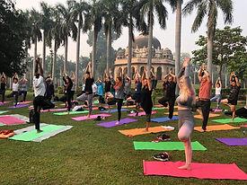 Best Yoga Studio in Delhi Lodhi Garden